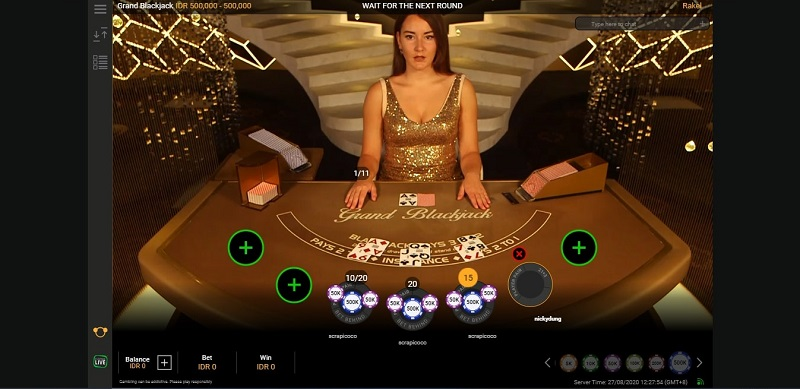 Dasar-dasar Penting Bermain Blackjack Game