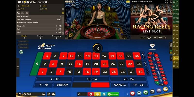 Pencarian Roulette Online Game W88